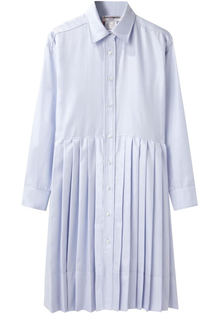 Charles Anastase / Holly Pleated Dress