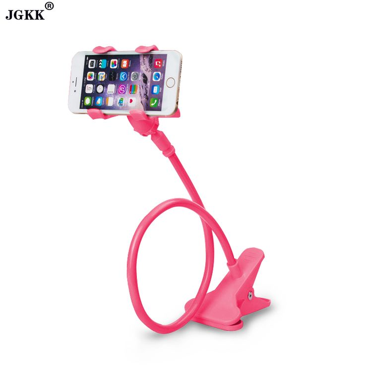 Cheap cell phone holder, Buy Quality phone holder directly from China holder for Suppliers: JGKK Extendable Phone Holder For Samsung A3 S5 Lazy Bed Bracket Kit For Iphone 6 6S 5s Rotating Stand Support Cell Phone Holder