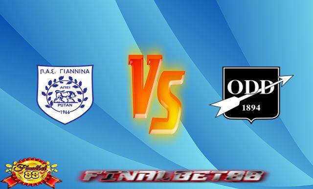 Prediksi PAS Giannina vs Odd BK 15 Juli 2016