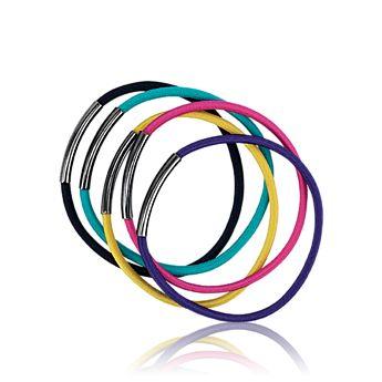 Hairband Bracelet Gumičkové náramky