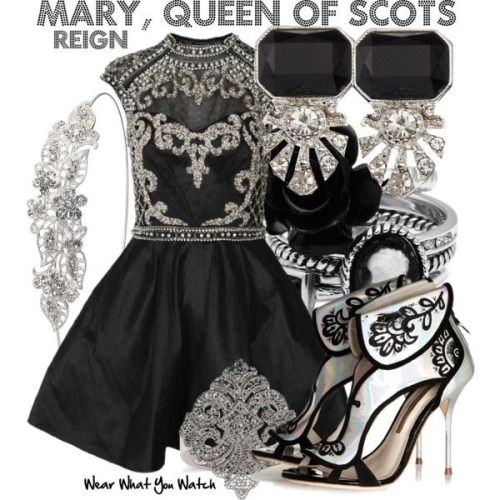 Wear What You Watch — Inspired by Adelaide Kane as Mary, Queen of Scots...