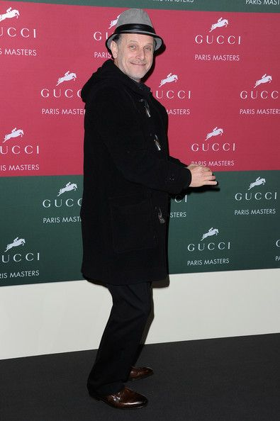 Charles Berling Photos - Celebs at the Gucci Show Jumping Grand Prix - Zimbio
