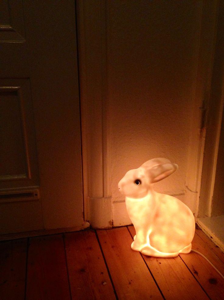 Heico rabbit lamp