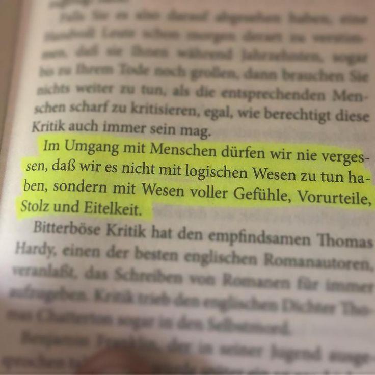 Zitate – sprüche #zitate #weisheiten #wie #man #freunde #gewinnt #book… #book #Freunde #ge…