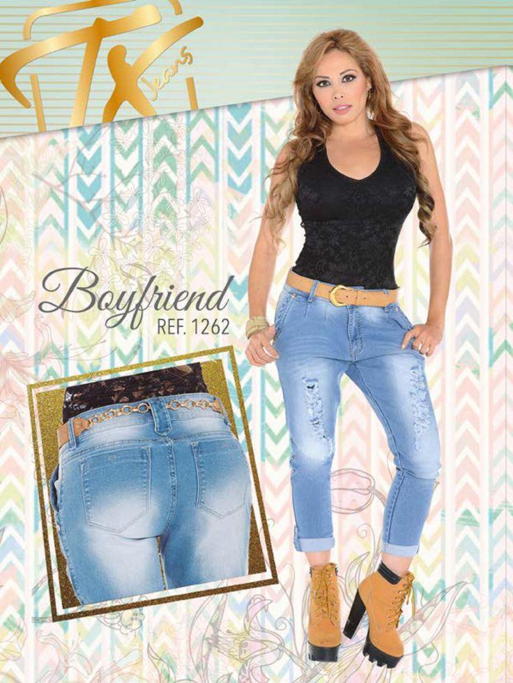 #Boyfriend Jeans. #catalogo. #diseños 2015
