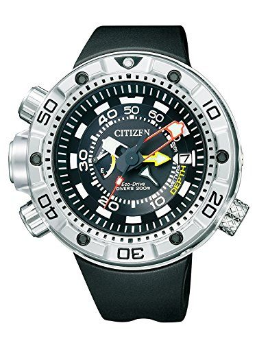 Citizen Herren-Armbanduhr XL Promaster Marine - Eco-Drive...