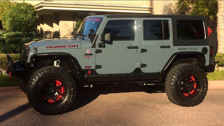 2013 Jeep Wrangler Rubicon anniversary edition anvil color  #lifevantagejeep #pro10jeep #2013anniverseryedition #anvil color