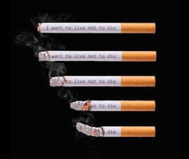 Anti Smoking Quotes: 58 Best Quit Smoking Motivation Images On Pinterest