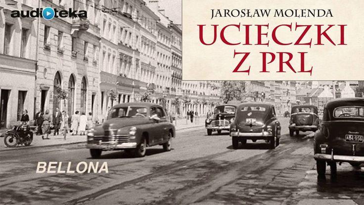 Słuchaj za darmo - Ucieczki z PRL   audiobook