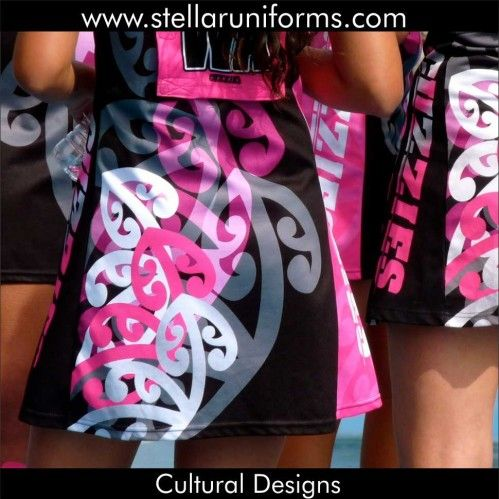 Stellar Uniforms Cultural Designs