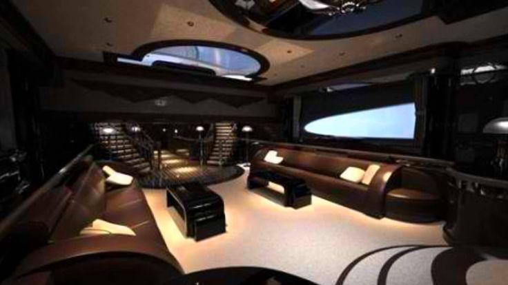 M s de 1000 ideas sobre yates en pinterest yates de lujo motores y dise o de yates - Yates de lujo interior ...