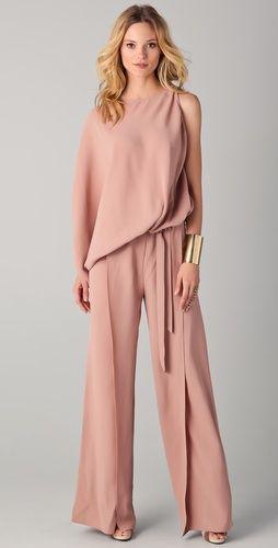crepe jumpsuit