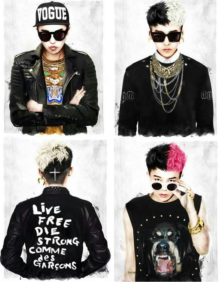 G-Dragon #BIGBANG