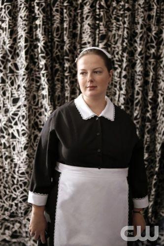 """The Undergraduates"" Pictured Zuzanna Szadkowski as Dorota Gossip Girl PHOTO CREDIT:  GIOVANNI RUFINO/ THE CW 2010 THE CW NETWORK.  ALL RIGHTS RESERVED"