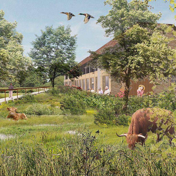 Stedenbouwkundig plan en Inrichtingsontwerp openbare ruimte voor de duurzame…