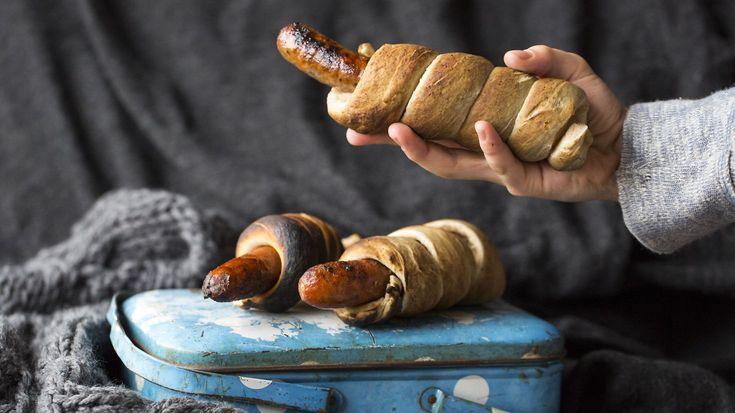 Turmat-tips til skifesten: Mat på bål, saftige matpakker og godt i termosen