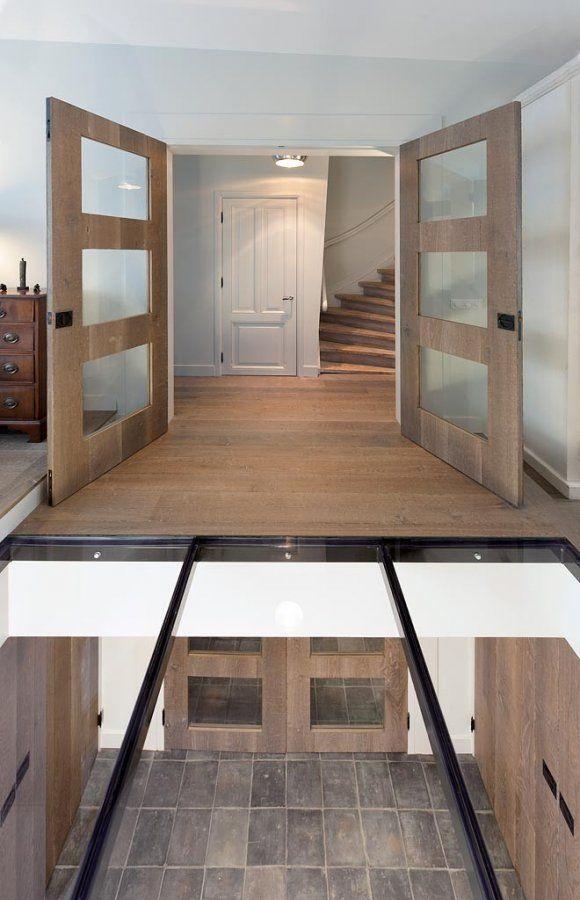 Woonhuis Amsterdam. Meer prachtige interieurs bekijken? Check walhalla.com