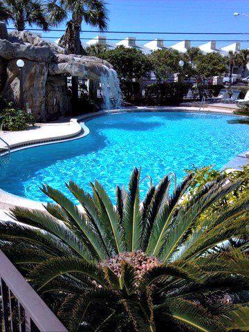 Panama City Beach Hotel Waterfall Pool 2018 World S Best