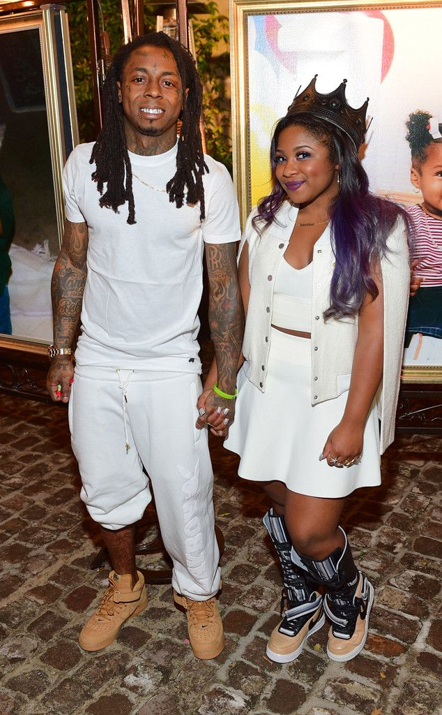 Lil Wayne Throws Sweet 16 for His Daughter, Treats Her to a BMW, Ferrari and Nicki Minaj Concert Lil Wayne, Reginae Carter