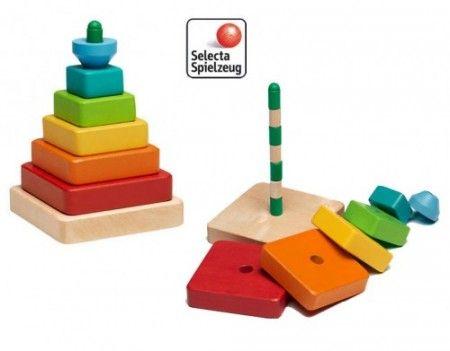 Las 25 mejores ideas sobre juegos didacticos de madera en - Jugueteros de madera ...