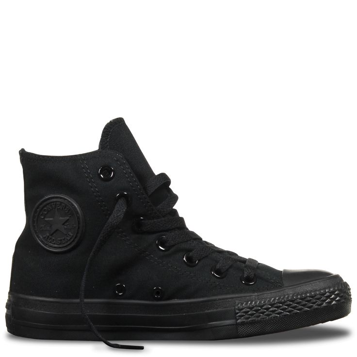 Chuck Taylor All Star Classic Colour Hi Black | Free Shipping *  If only I had the money...  90$