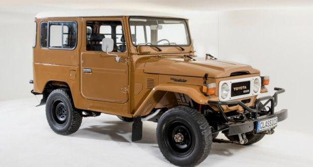 1984 Toyota BJ 40  - Land Cruiser BJ40 *restauriert | Classic Driver Market
