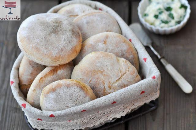 Domowa cookierenka Agi: Proziaki - podkarpackie bułeczki na sodzie