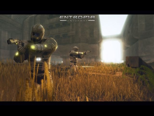 Entropia Universe Screenshot
