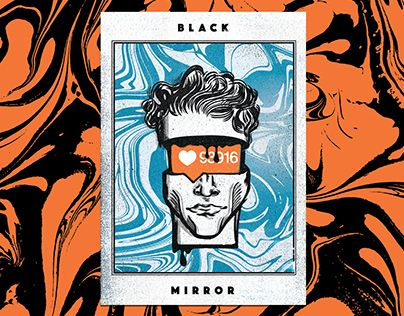 "Check out new work on my @Behance portfolio: ""black mirror x print"" http://be.net/gallery/60396291/black-mirror-x-print"