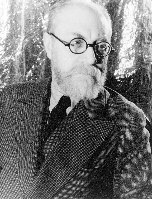 Portrait of Henri Matisse 1933 May 20 - Fauvismo – Wikipédia, a enciclopédia livre
