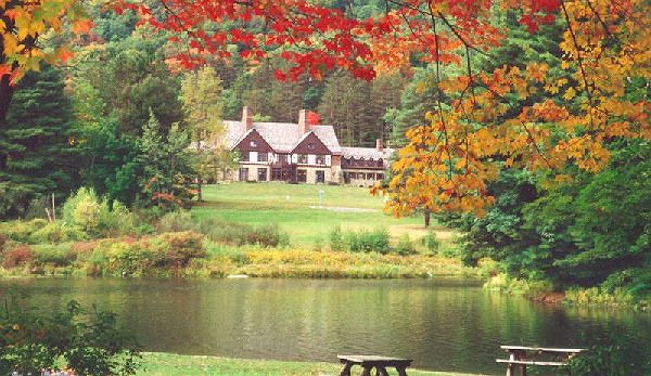 one of the most exceptional North American autumn tree color spots to enjoy.: Chautauqua and Allegheny Country in Pennsylvania and New York