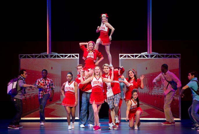 Taylor Louderman on Starring in Bring It On: The Musical: Industry Insider: teenvogue.com