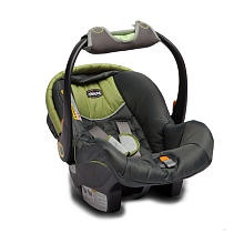 Boppy Infant Car Seat Handle Cushion - Green. It help your arm when packing around a heavy car seat.