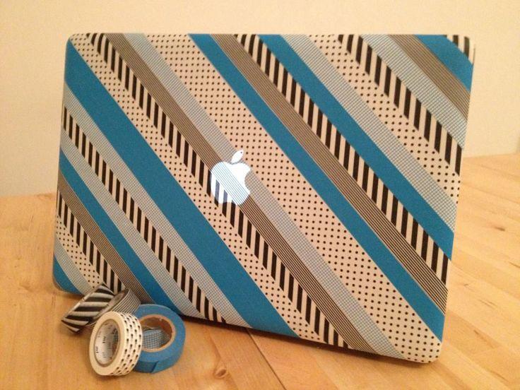 Washi tape o celo japonés... ¿te atreves a usarlo?  #manualidades #crafts #diy