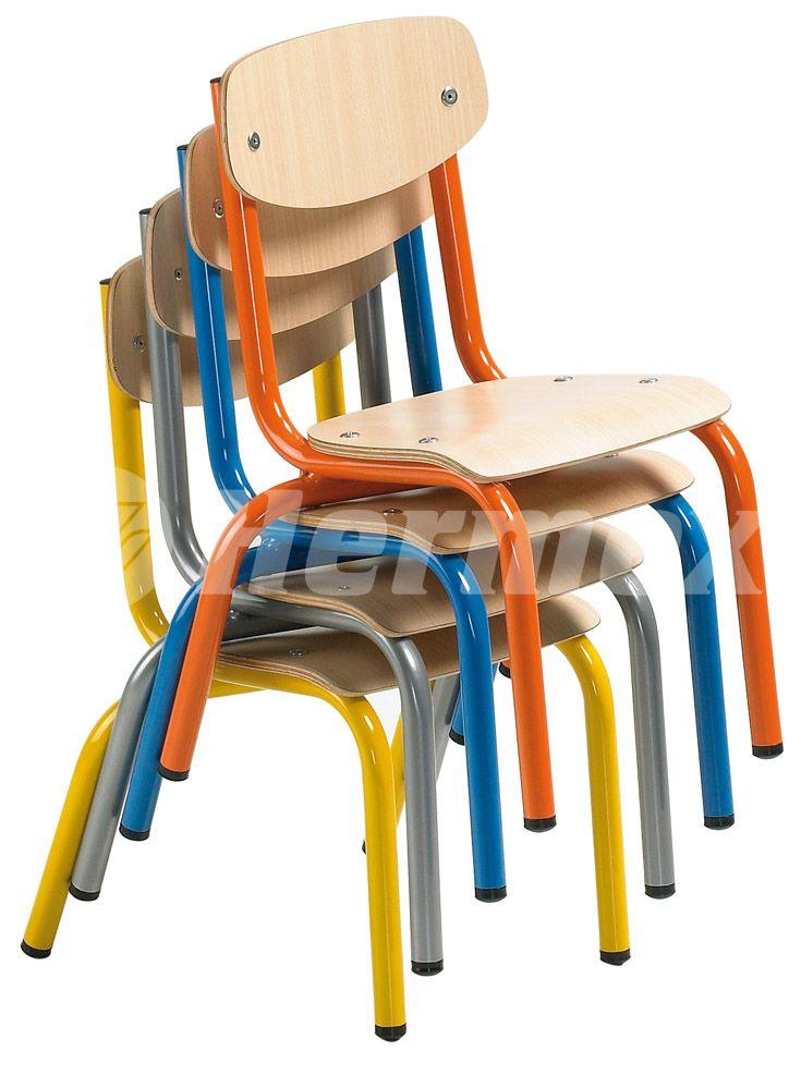 M s de 25 ideas incre bles sobre sillas escolares en for Sillas escolares