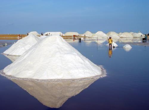 cabo de la vela colombia - minas de sal