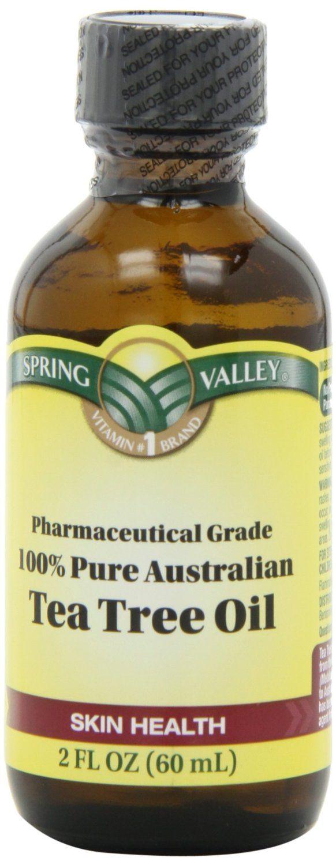 Does tea tree oil help acne?