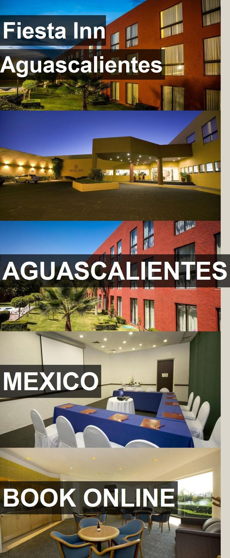 Hotel Fiesta Inn Aguascalientes in Aguascalientes, Mexico. For more information, photos, reviews and best prices please follow the link. #Mexico #Aguascalientes #travel #vacation #hotel