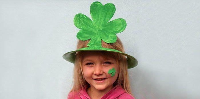 6 Manualidades para celebrar el Día de San Patricio Sant Patrick, Kids Playing, Inspiration, Children, Disney, Paper Punch, Toilet Paper Tubes, Crafts To Make, Infant Crafts