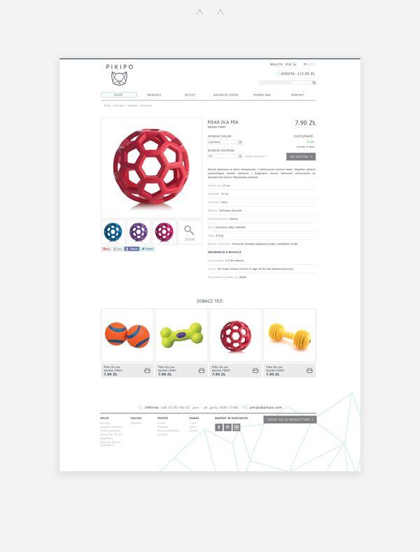 Pikipo #interface #design #UI #website #web #pleo