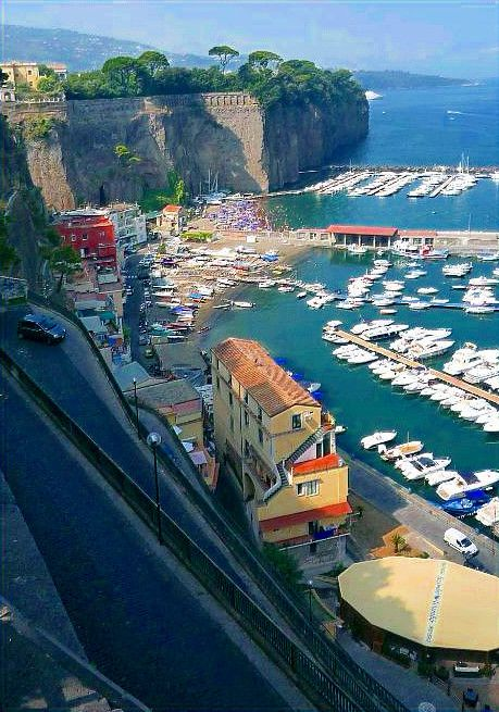 Sorrento Coast Marina di Cassano, Italia