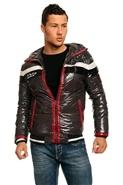 Shiny jacket!