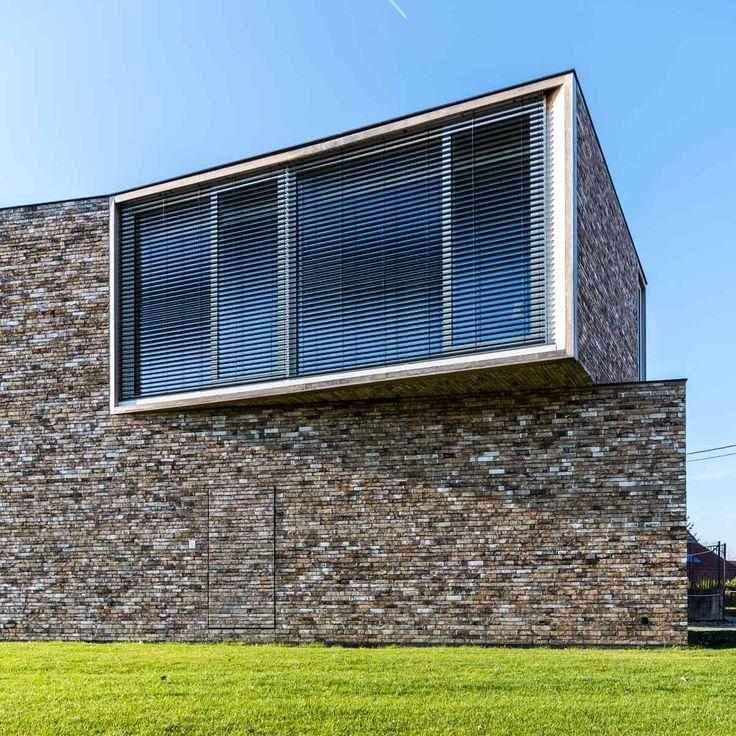 The Screen / DMOA architects brickarchitecture.com