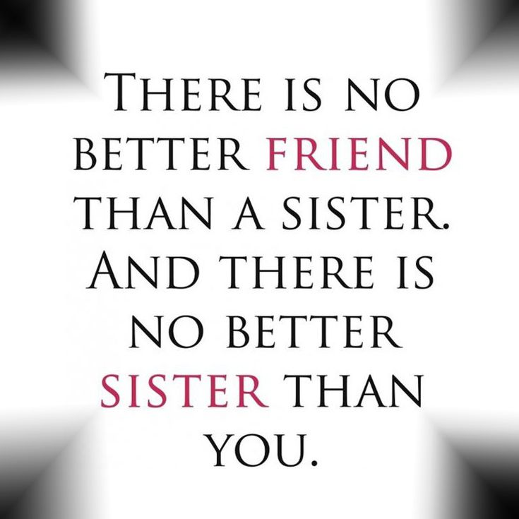 Cute Sister Sayings #sayings #sayingspoint #quotes #sisters ...