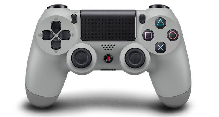 Dualshock 4 Edición Especial 20 Aniversario de PlayStation ya a la venta en España - Engadget en español