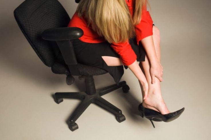 Estiramientos para el arco externo del pie | Muy Fitness