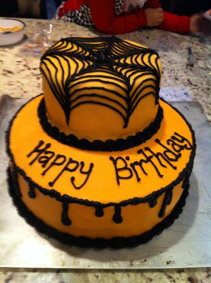 12 best Tater Tot\u0027s Birthday images on Pinterest Birthday party - halloween birthday cake ideas