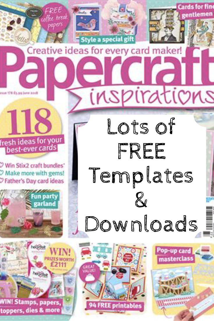 39+ Paper crafts magazine free download ideas
