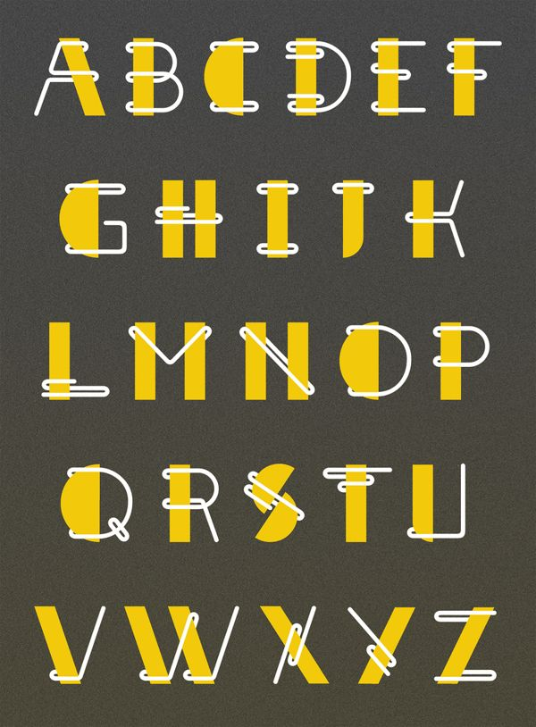 Armature Typeface on Typography Served