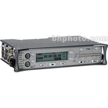 Sound Devices 722 2-Channel High-Resolution Portable Recorder